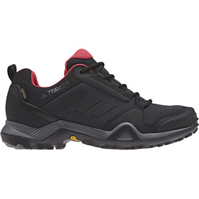 adidas TERREX AX3 GTX Schoenen Dames, carbon/core black/active pink